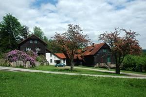 Chata ve Staré Oboře